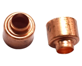 Car wire Fixing sleeve copper