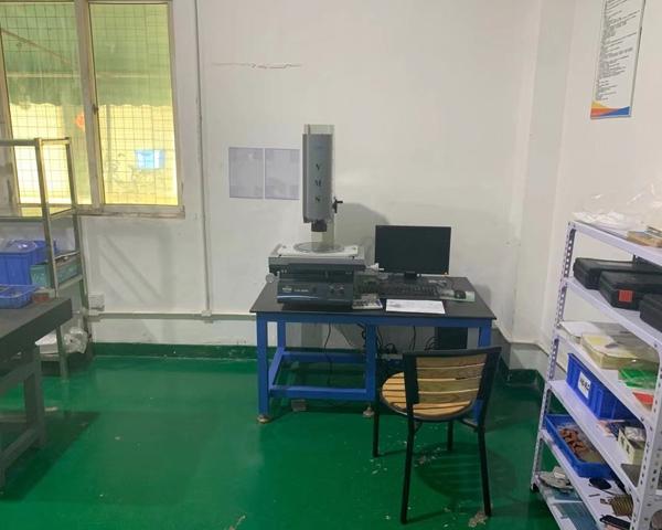 Detection chamber
